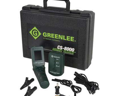 ac electrical wire tracer Greenlee Circuit Seeker Tracer Kit, Electrical, tool, power Ac Electrical Wire Tracer Most Greenlee Circuit Seeker Tracer Kit, Electrical, Tool, Power Galleries