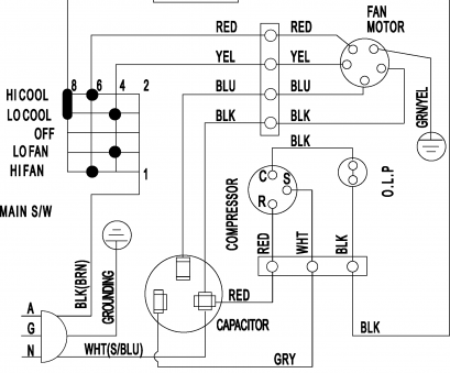 ac wiring diagram wiring diagram of carrier, conditioner, split ac, at, baldor motor connection diagram Ac Wiring Diagram Popular Wiring Diagram Of Carrier, Conditioner, Split Ac, At, Baldor Motor Connection Diagram Solutions