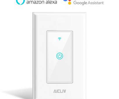 alexa light switch no neutral wire Get Quotations · Aicliv Smart Switch, WiFi Light Switch Works with Amazon Alexa, Google Home, Requires Alexa Light Switch No Neutral Wire Popular Get Quotations · Aicliv Smart Switch, WiFi Light Switch Works With Amazon Alexa, Google Home, Requires Solutions
