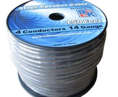 amazon speaker wire 14 gauge Amazon.com: Blast King IRS1X4X14-150 150-Feet Stage Speaker Cable 14 Gauge 4 Cond Single Jacket: Musical Instruments Amazon Speaker Wire 14 Gauge Brilliant Amazon.Com: Blast King IRS1X4X14-150 150-Feet Stage Speaker Cable 14 Gauge 4 Cond Single Jacket: Musical Instruments Collections