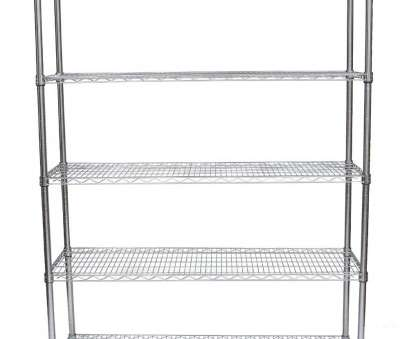 amazon wire shelving Amazon.com, TRINITY EcoStorage 5-Tier, Wire Shelving Rack, 48 by 18 by 72-Inch, Chrome, Standing Shelf Units Amazon Wire Shelving Best Amazon.Com, TRINITY EcoStorage 5-Tier, Wire Shelving Rack, 48 By 18 By 72-Inch, Chrome, Standing Shelf Units Collections