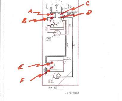 analog thermostat wiring diagram water heater wiring diagram dual element awesome rheem wiring rh galericanna, Analog Thermostat Wiring Diagram Analog Thermostat Wiring Diagram Top Water Heater Wiring Diagram Dual Element Awesome Rheem Wiring Rh Galericanna, Analog Thermostat Wiring Diagram Pictures