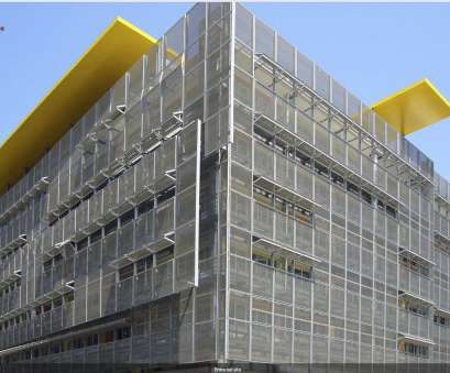 architectural wire mesh panels Metal cladding / perforated / mesh, CRIMPY, TESSITURA TELE Architectural Wire Mesh Panels Cleaver Metal Cladding / Perforated / Mesh, CRIMPY, TESSITURA TELE Galleries