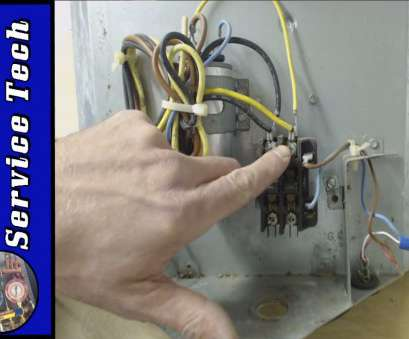arcoaire thermostat wiring diagram Wiring an Outdoor Condenser!: What each of, Wires is For,, it Works!, YouTube Arcoaire Thermostat Wiring Diagram Brilliant Wiring An Outdoor Condenser!: What Each Of, Wires Is For,, It Works!, YouTube Galleries