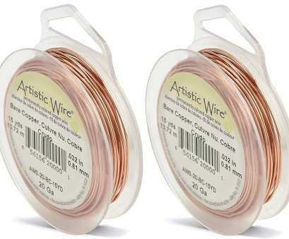 artistic wire 26 gauge natural Amazon.com: Artistic Wire 20-Gauge Bare Copper Wire,15-Yards: Arts, Crafts & Sewing Artistic Wire 26 Gauge Natural Brilliant Amazon.Com: Artistic Wire 20-Gauge Bare Copper Wire,15-Yards: Arts, Crafts & Sewing Pictures