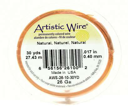 artistic wire 26 gauge natural Artistic Wire Spools, MisterArt.com Artistic Wire 26 Gauge Natural Practical Artistic Wire Spools, MisterArt.Com Galleries