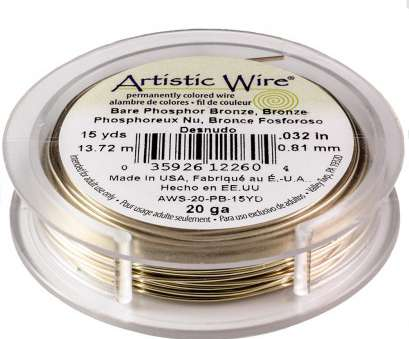 artistic wire 26 gauge natural Bare Phosphor Bronze Artistic Wire, Artistic Wire, Jewelry Wire Artistic Wire 26 Gauge Natural Nice Bare Phosphor Bronze Artistic Wire, Artistic Wire, Jewelry Wire Ideas
