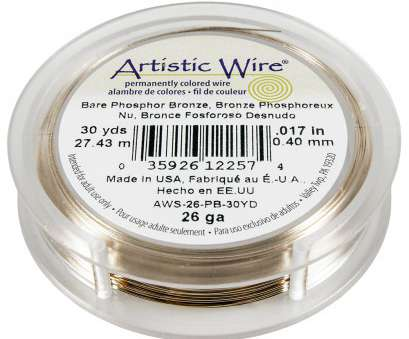 artistic wire 26 gauge natural Bare Phosphor Bronze Artistic Wire, Artistic Wire, Jewelry Wire Artistic Wire 26 Gauge Natural Nice Bare Phosphor Bronze Artistic Wire, Artistic Wire, Jewelry Wire Photos
