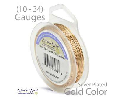 artistic wire 26 gauge natural Gold Artistic Wire Tarnish Resistant Silver Plated Gold Color Craft Wire (10,, 14,, 18,, 22,, 26,, 30,, 34 Gauge) Artistic Wire 26 Gauge Natural Nice Gold Artistic Wire Tarnish Resistant Silver Plated Gold Color Craft Wire (10,, 14,, 18,, 22,, 26,, 30,, 34 Gauge) Photos