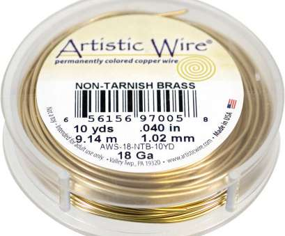 artistic wire 26 gauge natural Tarnish-Resistant Brass Artistic Wire, Artistic Wire, Jewelry Artistic Wire 26 Gauge Natural Creative Tarnish-Resistant Brass Artistic Wire, Artistic Wire, Jewelry Galleries