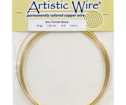 artistic wire 26 gauge natural Tarnish-Resistant Brass Artistic Wire, Artistic Wire, Jewelry Artistic Wire 26 Gauge Natural Popular Tarnish-Resistant Brass Artistic Wire, Artistic Wire, Jewelry Collections