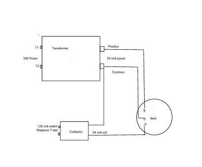 aube rc840t 240 wiring diagram 5Kw w/line voltage therm heater controlled from Nest, Page 2 Aube Rc840T, Wiring Diagram Top 5Kw W/Line Voltage Therm Heater Controlled From Nest, Page 2 Galleries