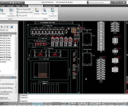 autocad electrical default wire number size Generate, I/O Drawings from Spreadsheets, Autodesk AutoCAD Electrical 2014 Autocad Electrical Default Wire Number Size Top Generate, I/O Drawings From Spreadsheets, Autodesk AutoCAD Electrical 2014 Ideas