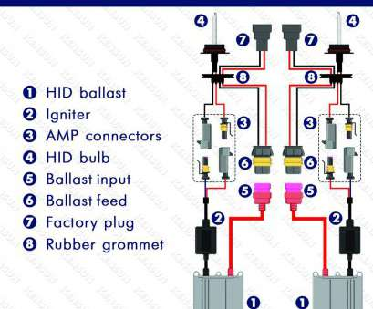 automotive hid ballast wiring diagram single beam wiring diagram 16 Practical Automotive, Ballast Wiring Diagram Collections