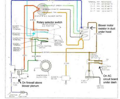 automotive, con wiring diagram most basic, aircon wiring diagram enthusiast wiring  diagrams u2022 rh