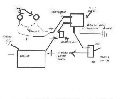 automotive cooling fan relay wiring diagram Wiring Diagram Radiator, Relay, Electric, Wiring Diagram Automotive Cooling, Relay Wiring Diagram Most Wiring Diagram Radiator, Relay, Electric, Wiring Diagram Pictures