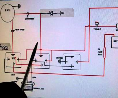 automotive cooling fan wiring diagram 2- Speed Electric Cooling, Wiring Diagram Automotive Cooling, Wiring Diagram Best 2- Speed Electric Cooling, Wiring Diagram Solutions