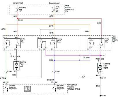 16 most automotive cooling, wiring diagram photos - tone tastic ford  focus cooling fan wiring