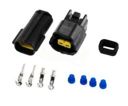 automotive electrical wire connectors 2 pin brand, 2, Kit, Auto 2, Way Waterproof Electrical Wire Cable Connector Plug Automotive Electrical Wire Connectors 2 Pin Professional Brand, 2, Kit, Auto 2, Way Waterproof Electrical Wire Cable Connector Plug Pictures