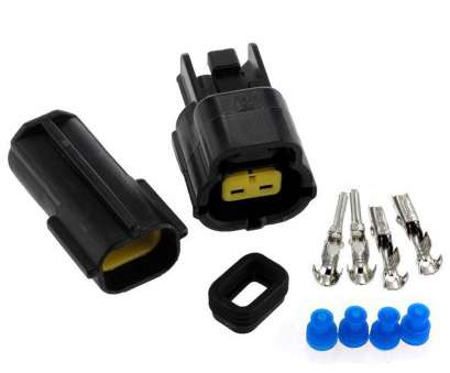 automotive electrical wire connectors 2 pin Details about 2x 2-Pin/Way Waterproof Electrical Wire Cable Connector Snap-In Plug, Sealed Automotive Electrical Wire Connectors 2 Pin Fantastic Details About 2X 2-Pin/Way Waterproof Electrical Wire Cable Connector Snap-In Plug, Sealed Collections