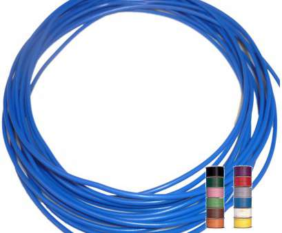 automotive electrical wire tracer BLUE (+ 11 TRACERS), THINWALL 1mm2 Automotive Cable/Wire 16.5A -, 5 metres Automotive Electrical Wire Tracer New BLUE (+ 11 TRACERS), THINWALL 1Mm2 Automotive Cable/Wire 16.5A -, 5 Metres Photos