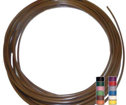 automotive electrical wire tracer BROWN (+ 11 TRACERS), THINWALL 1mm2 Automotive Cable/Wire 16.5A -, 5 metres Automotive Electrical Wire Tracer Best BROWN (+ 11 TRACERS), THINWALL 1Mm2 Automotive Cable/Wire 16.5A -, 5 Metres Galleries