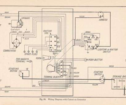 automotive amp meter wiring diagram wiring diagram 1919-1925  funprojects sells a very nice ammeter