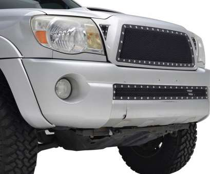 automotive wire mesh panels 05-11 Toyota Tacoma Evolution Stainless Steel Wire Mesh Grille Black Automotive Wire Mesh Panels Best 05-11 Toyota Tacoma Evolution Stainless Steel Wire Mesh Grille Black Solutions