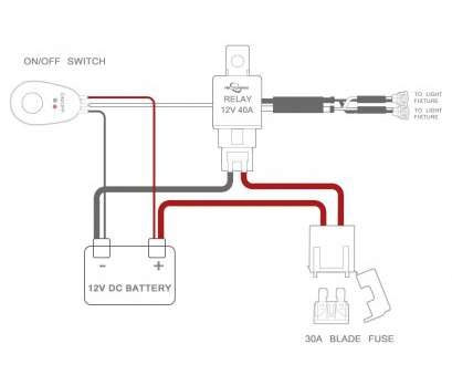 automotive led wiring diagram Amazon.com: MICTUNING, Light, Wiring Harness, Road Power, Relay Fuse ON-Off Switch (2 Lead 12Feet): Automotive Automotive, Wiring Diagram Simple Amazon.Com: MICTUNING, Light, Wiring Harness, Road Power, Relay Fuse ON-Off Switch (2 Lead 12Feet): Automotive Ideas