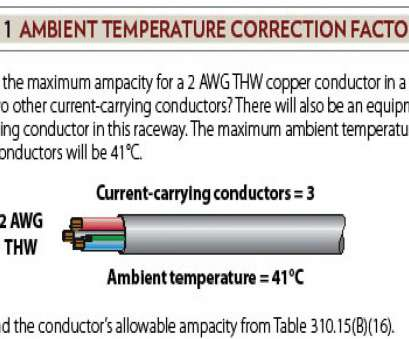 awg wire max amp Sizing Conductors, Part Vi Electrical Contractor Magazine House Wire Amperage Chart, Amperage Chart Copper Wire Awg Wire, Amp Nice Sizing Conductors, Part Vi Electrical Contractor Magazine House Wire Amperage Chart, Amperage Chart Copper Wire Images