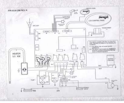 Jacuzzi Wiring Diagrams - Wiring Diagrams List on