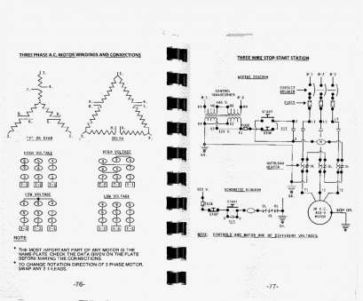Phase Baldor Electric Motors Wiring Diagrams on