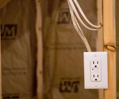 basement electrical outlet wiring Why, Need To Test GFCI Outlets Often, Angie's List 12 Popular Basement Electrical Outlet Wiring Pictures