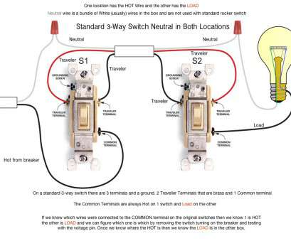 basic light switch wiring standard light switch wiring diagram, for wellread me rh wellread me Light Switch Wiring 2 15 Top Basic Light Switch Wiring Ideas