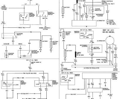 Battery Starter Wiring Diagram Popular Click Image, Larger Version Name: '87-'91 F Series & Bronco Collections