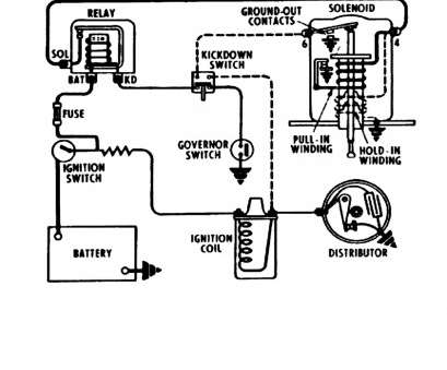 Chevy Starter Solenoid Wiring - Wiring Diagrams on