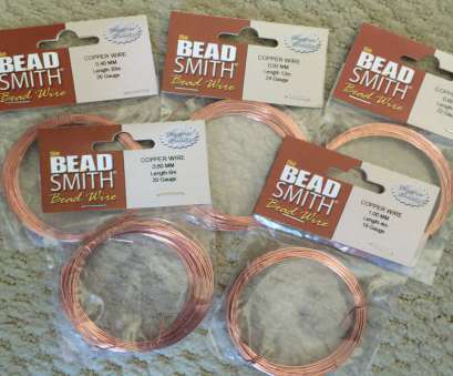 beadsmith 26 gauge wire Beadsmith German COPPER bead wire Beadsmith 26 Gauge Wire Most Beadsmith German COPPER Bead Wire Galleries