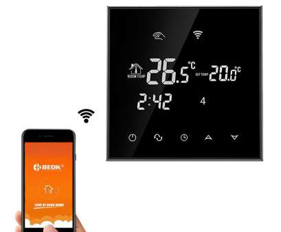 Beok Thermostat Wiring Diagram Most 2018 Beok Tgt70Wifi Ep Smart Wifi Thermostat, Remote Control 7, Programmable Touchscreen Temperature Controller, Electric Heating From Shine1982 Ideas