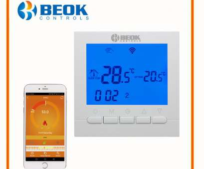 Beok Thermostat Wiring Diagram Cleaver BEOK BOT-313 WIFI, Boiler Heating Thermostat Blue&White Room Temperature Controller Regulator, Boilers Weekly Programmable Images
