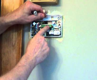 bestech thermostat wiring diagram How to Install a Thermostat, White Rodgers Thermostat Bestech Thermostat Wiring Diagram Nice How To Install A Thermostat, White Rodgers Thermostat Pictures
