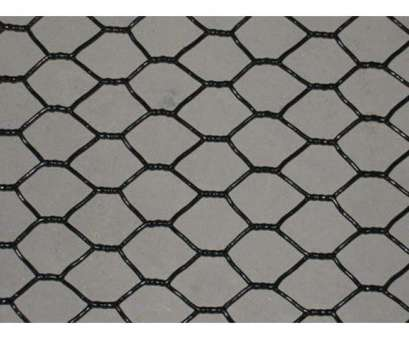 black pvc coated aviary wire mesh Amazon.com : Acorn International PNVC172150 Vinyl Coated Poultry Netting, 1