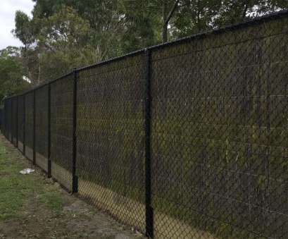 black pvc coated wire mesh melbourne Golf, brush screen on black, coated chain mesh fence, external view 15 Nice Black, Coated Wire Mesh Melbourne Photos