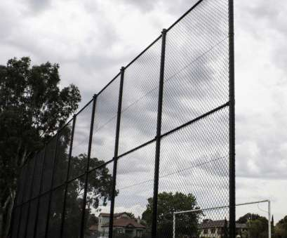 black pvc coated wire mesh melbourne Soccer behind goals ball screening, black, coated chain link mesh fabric Black, Coated Wire Mesh Melbourne Top Soccer Behind Goals Ball Screening, Black, Coated Chain Link Mesh Fabric Images