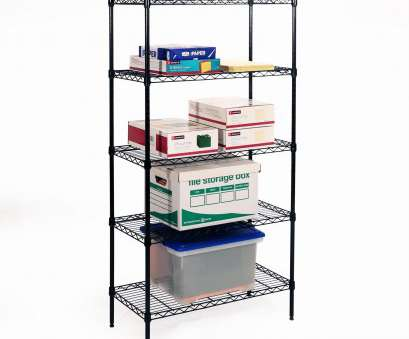 black epoxy wire shelving Shop Seville Classics 5-Tier Black Epoxy Steel Wire Shelving, Free Shipping Today, Overstock.com, 12807178 Black Epoxy Wire Shelving Most Shop Seville Classics 5-Tier Black Epoxy Steel Wire Shelving, Free Shipping Today, Overstock.Com, 12807178 Solutions