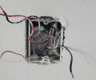 black and white electrical wires electrical, Installing a light+fan combo switch, red, black Black, White Electrical Wires New Electrical, Installing A Light+Fan Combo Switch, Red, Black Solutions