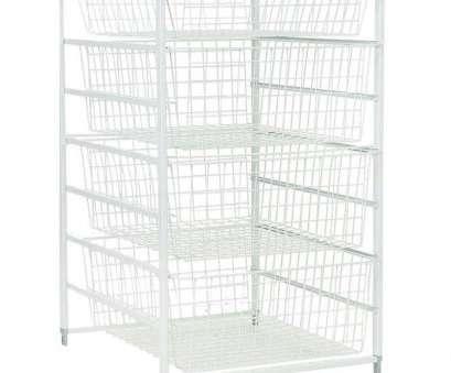black wire basket shelf Full Size of Lighting:engaging Wire Basket Shelves 4 Closetmaid Drawers 6201 64 1000: Black Wire Basket Shelf Nice Full Size Of Lighting:Engaging Wire Basket Shelves 4 Closetmaid Drawers 6201 64 1000: Pictures