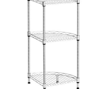 black wire circle shelf 3 Tier Quarter Circle Wire Corner Shelving Unit Free Standing Storage Organization Shelf Rack, Bathroom Kitchen Living Room-in Storage Holders & Racks Black Wire Circle Shelf Nice 3 Tier Quarter Circle Wire Corner Shelving Unit Free Standing Storage Organization Shelf Rack, Bathroom Kitchen Living Room-In Storage Holders & Racks Ideas