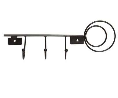 black wire circle shelf GoCraft Decorative Wall, Holder with 3 Hooks, Keyring Holder, Wire Metal Black Finish, Shape Black Wire Circle Shelf Perfect GoCraft Decorative Wall, Holder With 3 Hooks, Keyring Holder, Wire Metal Black Finish, Shape Collections