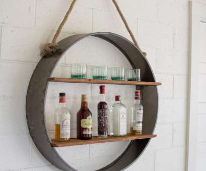 black wire circle shelf Kalalou Circle Iron, Wood Hanging Wall Shelf Black Wire Circle Shelf Popular Kalalou Circle Iron, Wood Hanging Wall Shelf Photos