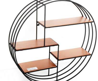 black wire circle shelf Temerity Jones Japanese Display Shelf Black, Copper, Furniture Black Wire Circle Shelf Creative Temerity Jones Japanese Display Shelf Black, Copper, Furniture Ideas